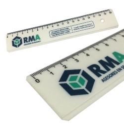 00011-Regla 20 cm inyectada