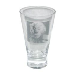 00125-Vaso Refresco de vidrio