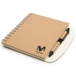 00934-Cuaderno ECO con boligrafo