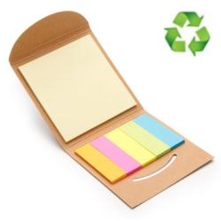 00940-Set de notas ecológico