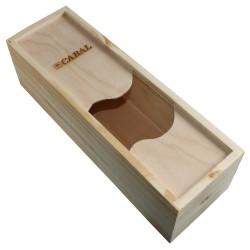 10530-Caja para botella de vino/champan