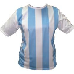 P5583-Camiseta Argentina INFANTIL/JUVENIL