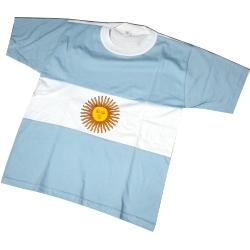 P5586-1-Remera Argentina Bandera con sol